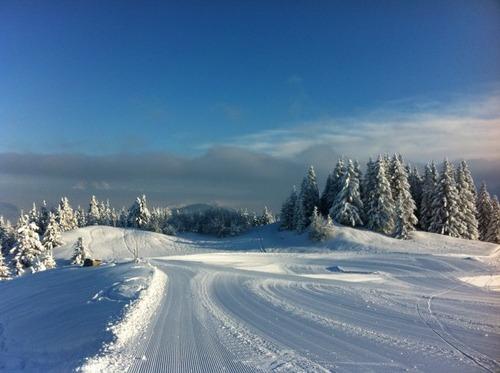 Manigod Ski Resort by: Shane Bayliss