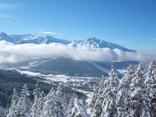 Seefeld Ski Resort by: Valerie Cook