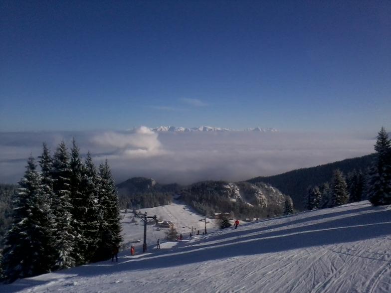 Ružomberok - Malino Brdo snow