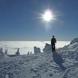 snowshoeing on Mt.Seymour, Mount Seymour
