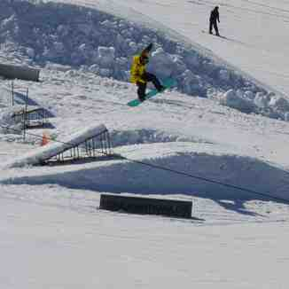 Laqlouq snow park