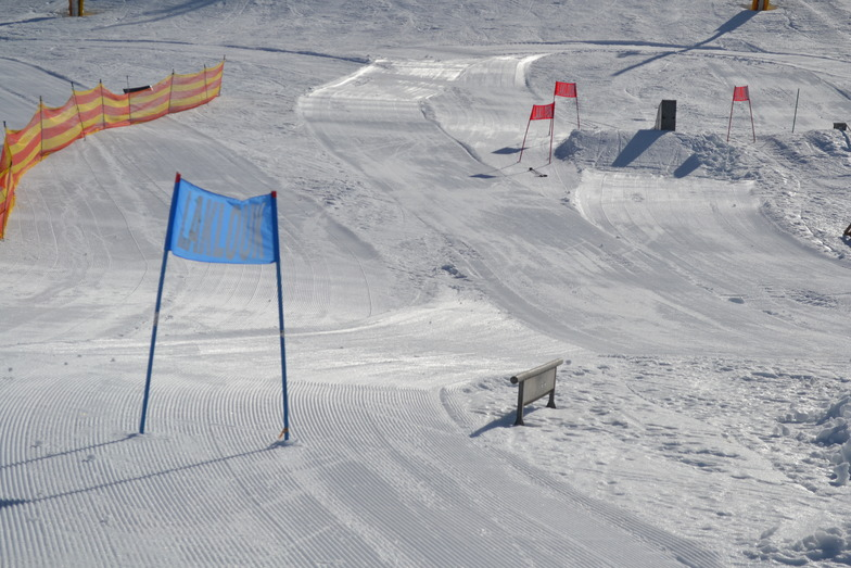 parts of laklouk snow park, Laqlouq
