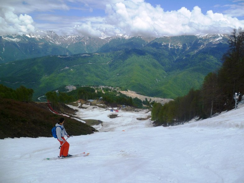 09.05.2012, Rosa Khutor Alpine Resort
