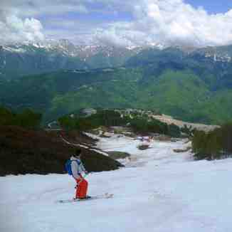 09.05.2012, Rosa Khutor Alpine Resort