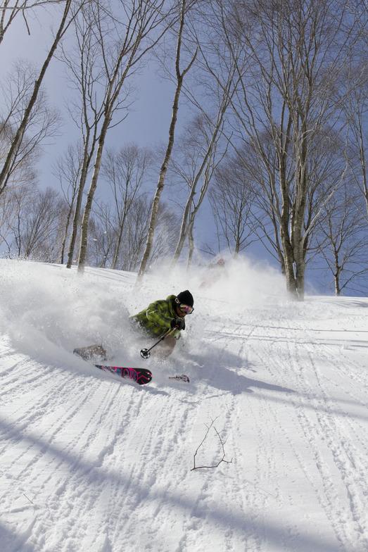 Madarao Kogen snow