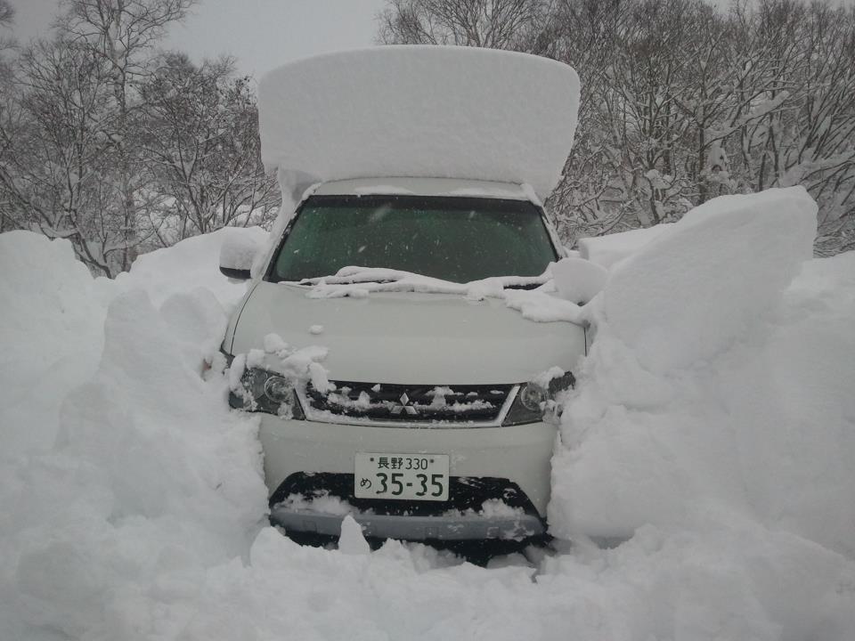 1 night snow, Madarao Kogen