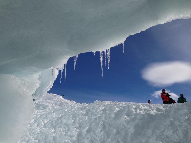 Ice Cave, Hintertux