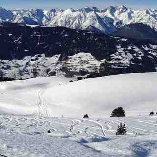 Terrain at Hochzeiger