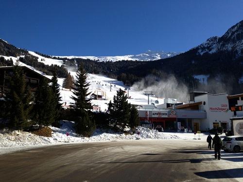 Hochzeiger Ski Resort by: Snow Forecast Admin