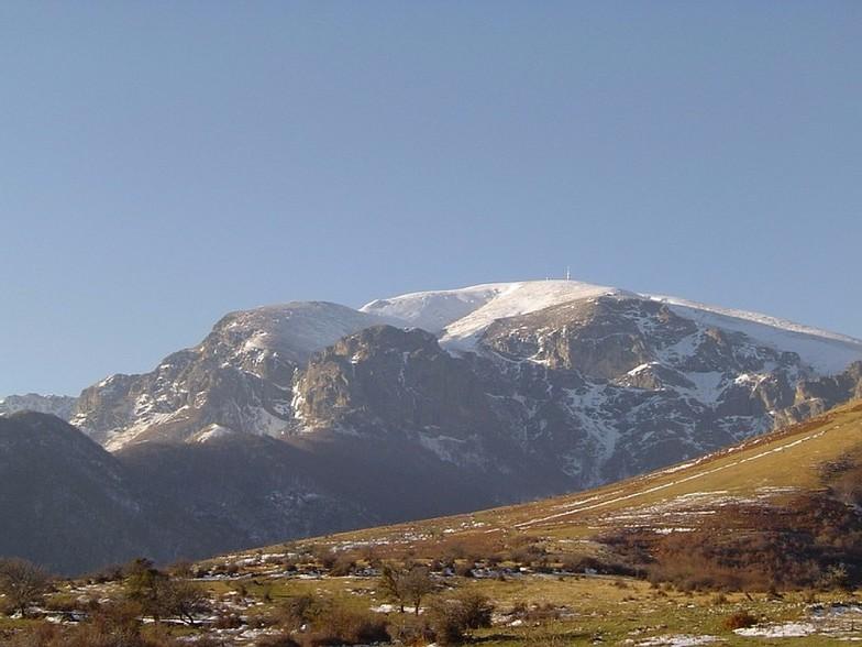 Botev peak,BG, Pamporovo