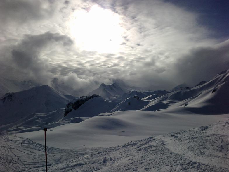 Ischgl snow