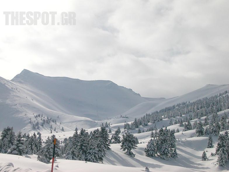 kalavrita/greece, Kalavryta Ski Resort