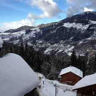 Valley View, La Tania