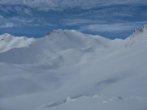 Sainte Anne La Condamine Ski Resort by: klouski