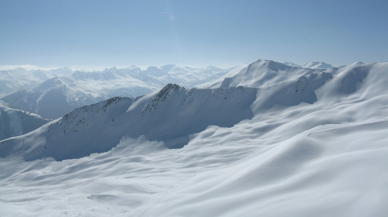 Sainte Anne La Condamine snow