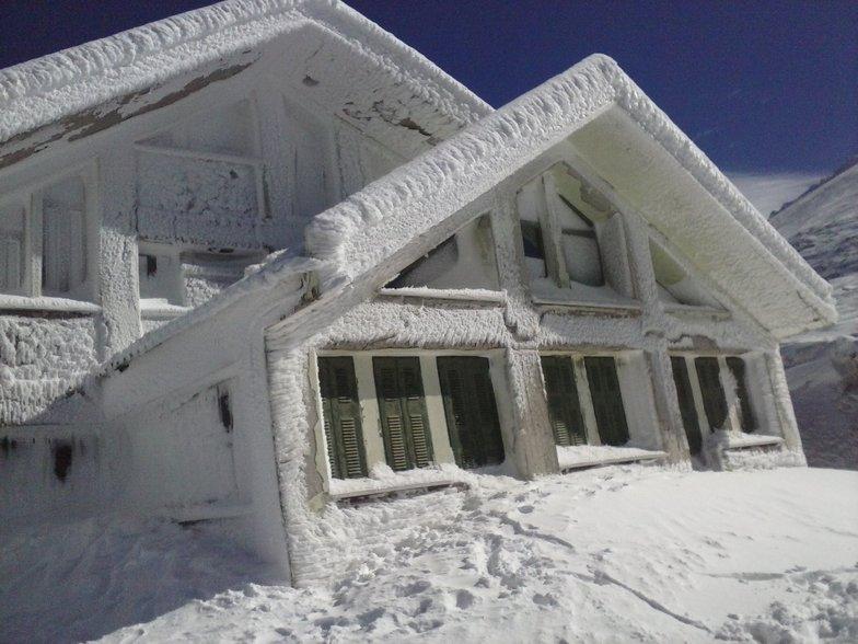 katafigio, Kalavryta Ski Resort