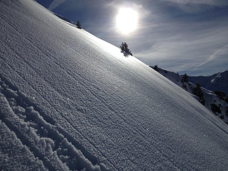 Pischa Sunshine, Davos