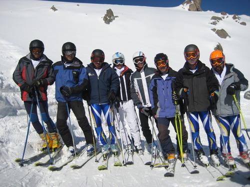 Tarik Darreh Ski Resort by: Hamid Bagheri
