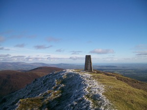 Knockmealdown Trig point., Knockmealdown (Knockmealdown Mts) photo