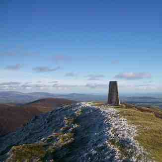 Knockmealdown Trig point., Knockmealdown (Knockmealdown Mts)