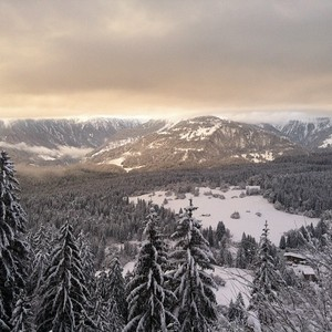 Magic WinterWonderland, Flims Laax Falera photo