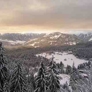 Magic WinterWonderland, Flims Laax Falera