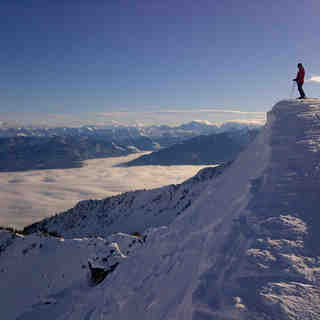Whitewall, Kicking Horse