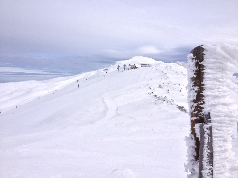 TOP of ULUDAG, Uludağ