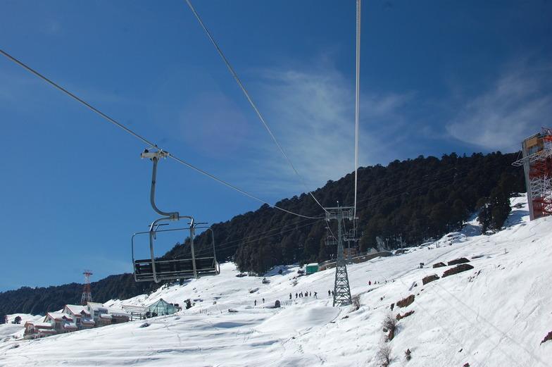 high wire, Auli