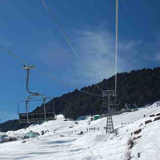 high wire, Auli