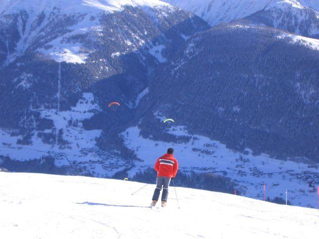 Fiesch - Eggishorn - Aletsch snow