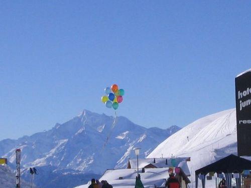 Fiesch - Eggishorn - Aletsch Ski Resort by: floris