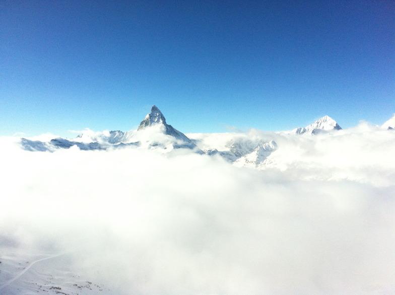 Walking on Sunshine !, Zermatt