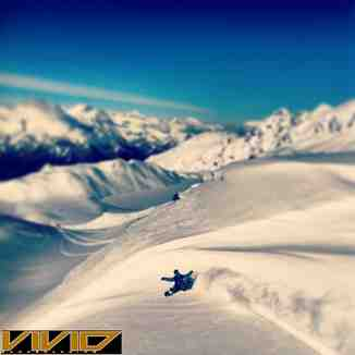 Vivid Snowboard School, Verbier