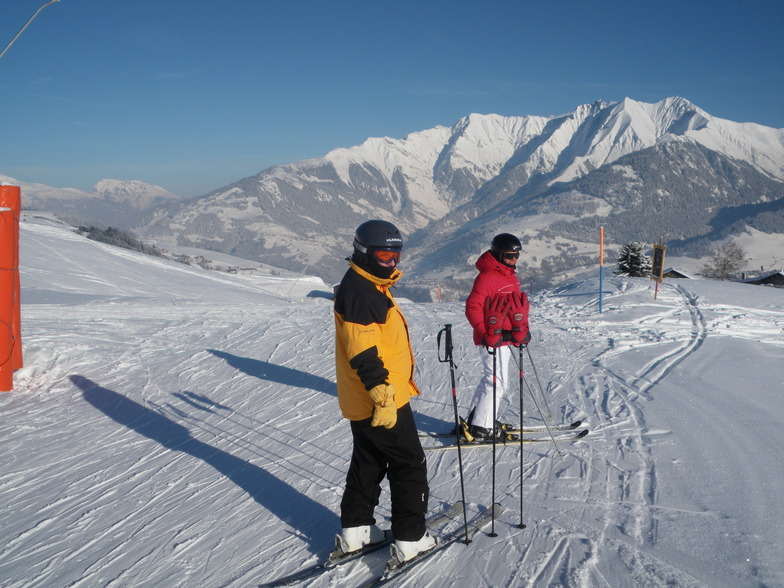 Short breather, Obersaxen - Mundaun - Val Lumnezia