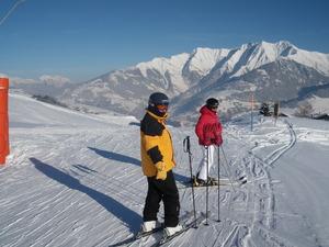 Short breather, Obersaxen - Mundaun - Val Lumnezia photo