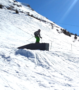laklouk snow park, Laqlouq