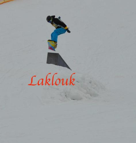 Laqlouq Ski Resort by: elie