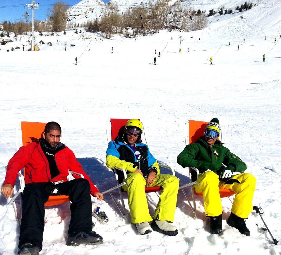 lebanon coolest ski resort, Laqlouq