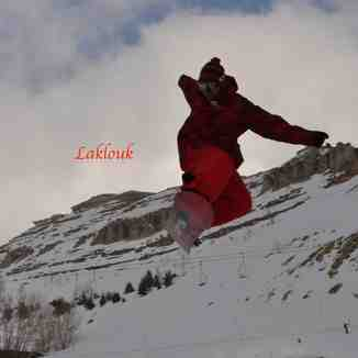 snow park in lebanon - laklouk snow parl, Laqlouq