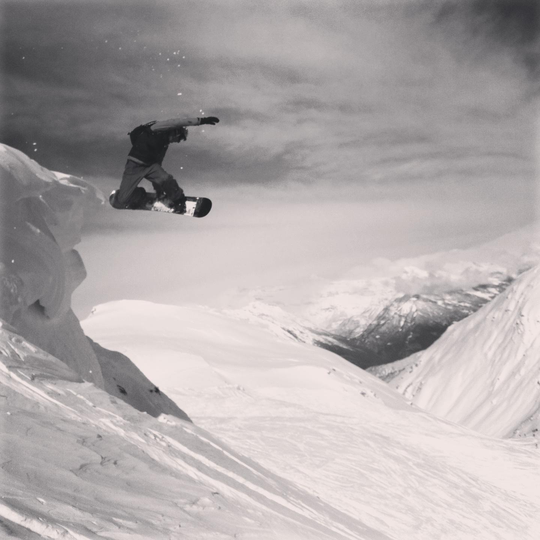 Vivid Snowboarding , Rich Elliott, Verbier