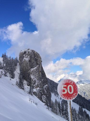 Saint-Jean d'Aulps La Grande Terche Ski Resort by: lance