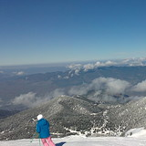 Fterolaka- Kalliopi slope (OFF), Mt Parnassos-Kelaria