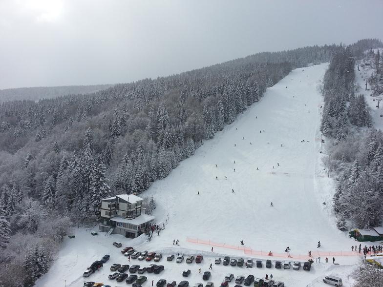 Slope Lale, Vitosha