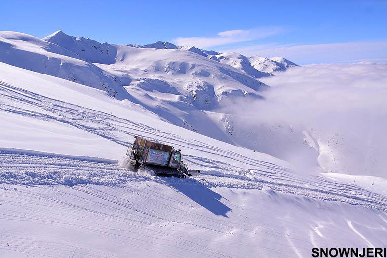 Summit Snow Cab, Brezovica