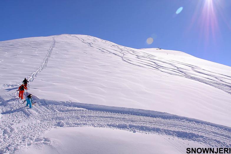 Top of Brezovica