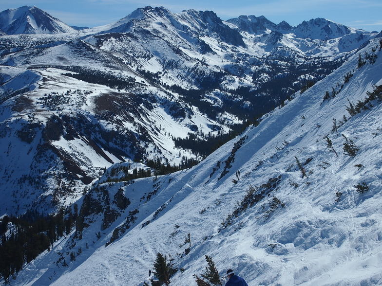 Mammoth Mountain Ski resort