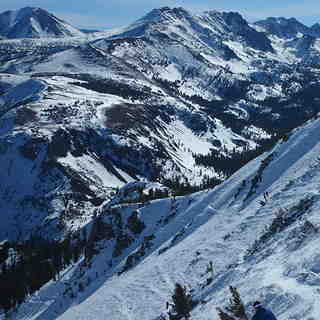 Mammoth Mountain Snow: Mammoth Mountain Ski resort