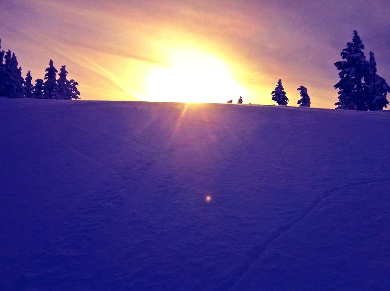 Sunrise, Mount Washington