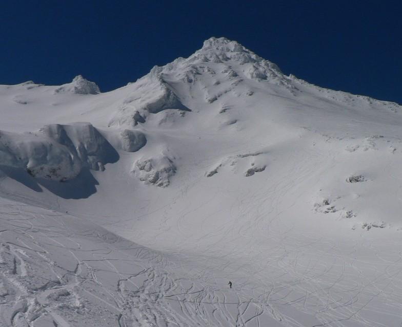 Turoa snow